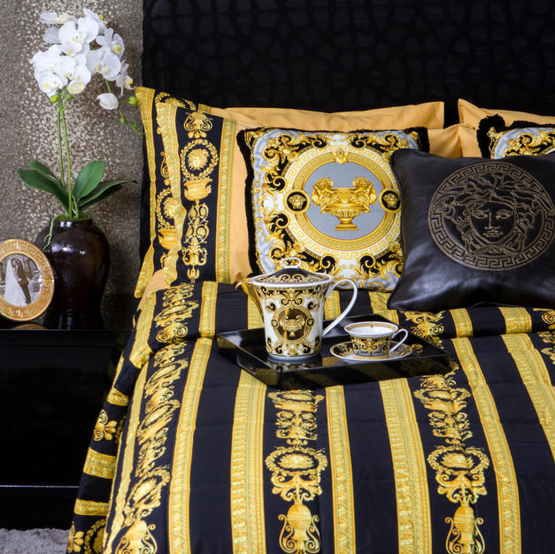 Versace Home Campaign