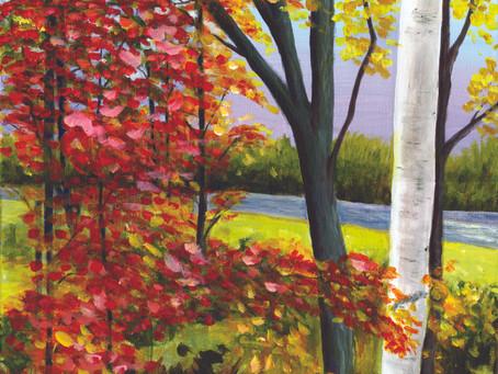 Fall Colors - October 25, 2020