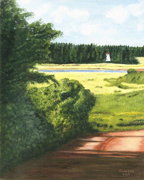 Lane at Cabot