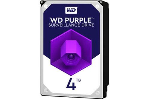 Western Digital Purple HDD's