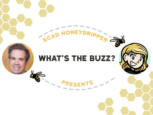 What's The Buzz? An Interview with SCAD Sequential Art Professor Brian Ralph