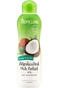 Tropiclean - Medicated Itch Relief (Oatmeal & Tea Tree)