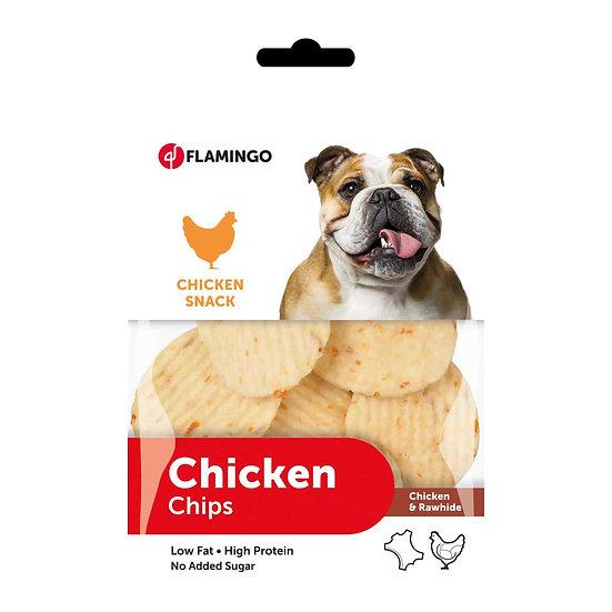 Rawhide Chicken Chips