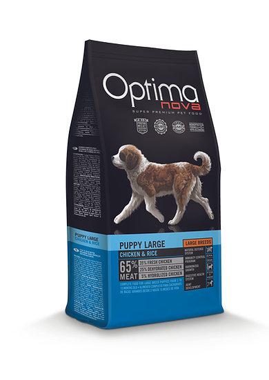 Optimanova - Puppy Large - Chicken & Rice