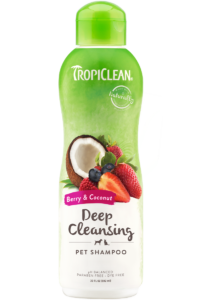 TropiClean - Deep Cleansing- Berry & Coconut (For Cats & Dogs)