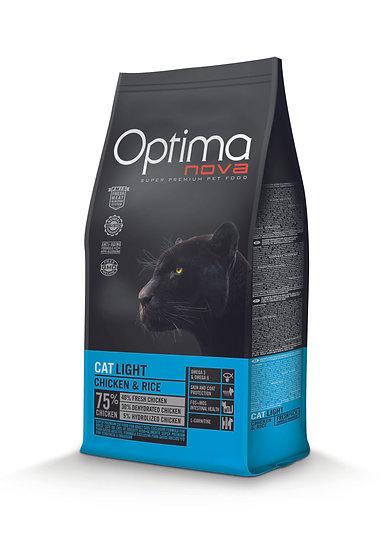 Optimanova - Light Chicken & Rice