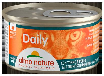 Daily Tuna & Chicken (85g)