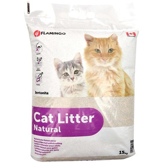 Cat Litter Natural (15kg)
