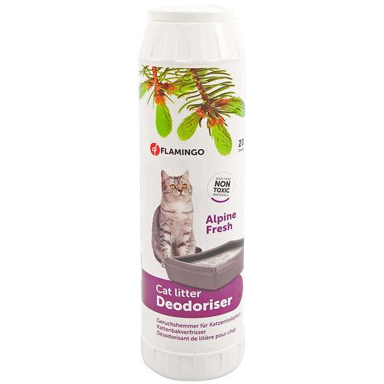 Cat Litter Deodoriser (Alpine Fresh)