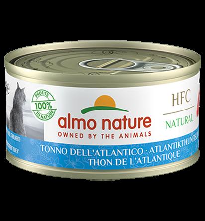 Natural Atlantic Tuna (70g)