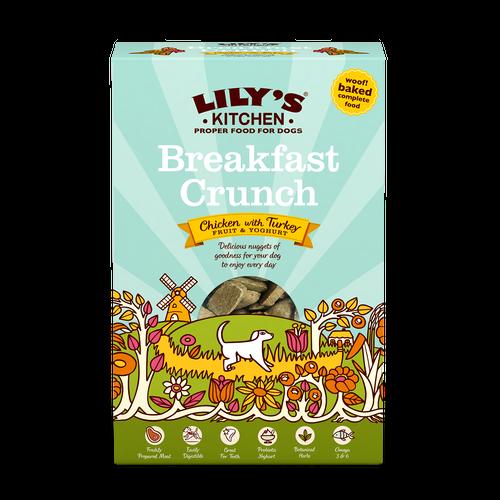 Lily's Breakfast Crunch