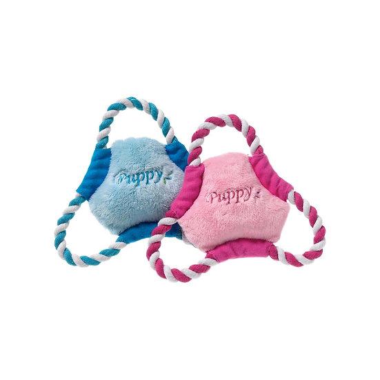 Puppy Plush Frisbee