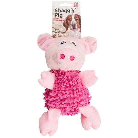 Shaggy Pig