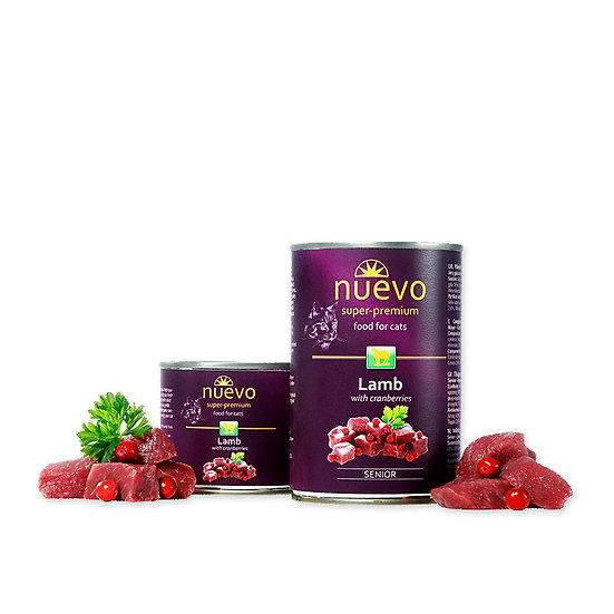Neuvo Super Premium Αρνί & Κράνμπερι