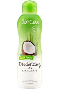 TropiClean - Aloe & Coconut Deodorizing Pet Shampoo (ForDogs & Cats)