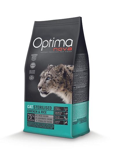 Optimanova -Sterilised Chicken & Rice