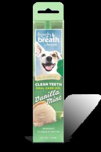 Τropiclean Fresh Breath - Vanilla Mint (Oral Care Gel for Dogs)