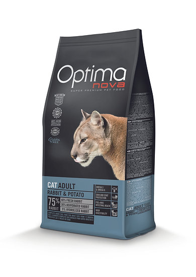 Optimanova - Adult Rabbit & Potato