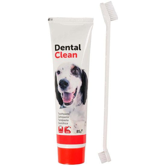 Pet Toothpaste & Toothbrush