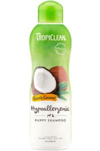 Hypoallergenic Gentle Coconut Shampoo