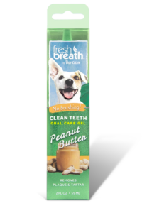 Tropiclean Fresh Breath - Peanut Butter (Oral Care Gel for Dogs)