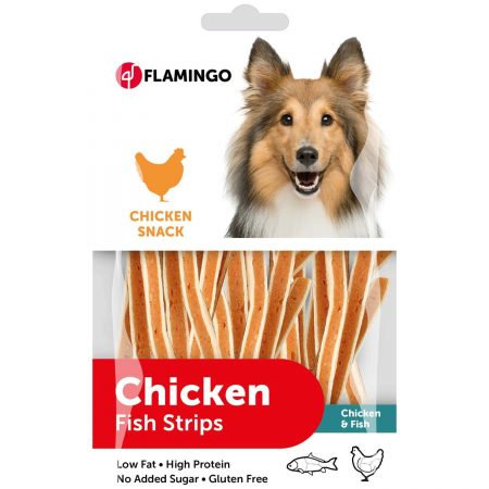Chicken & Fish Strips