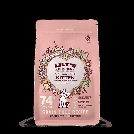 Lily's Kitchen - Kitten - Chicken