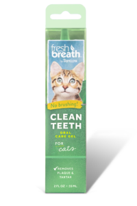 Tropiclean - Fresh Breath ( Oral Care Gel for Cats)