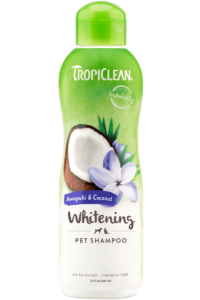 TropiClean - Whitening Shampoo (For Dogs & Cats)