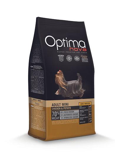 Optimanova - Adult Mini - Chicken & Potato