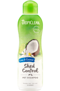 TropiClean - Shed Control Shampoo - Lime & Coconut (For Cats & Dogs)