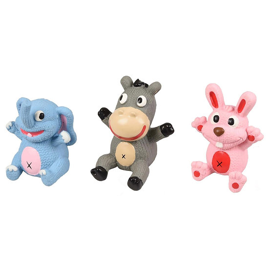 Squeeky Dog Toys