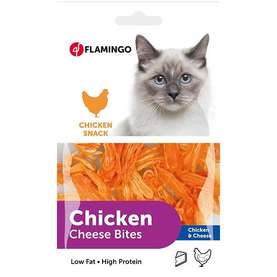 Μπουκίτσες - Κοτόπουλο & Τυρί