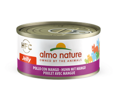 Jelly Chicken & Mango (70g)