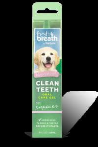 Tropiclean Fresh Breath - Oral Care gel for Puppies