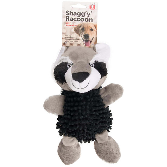Shaggy Badger