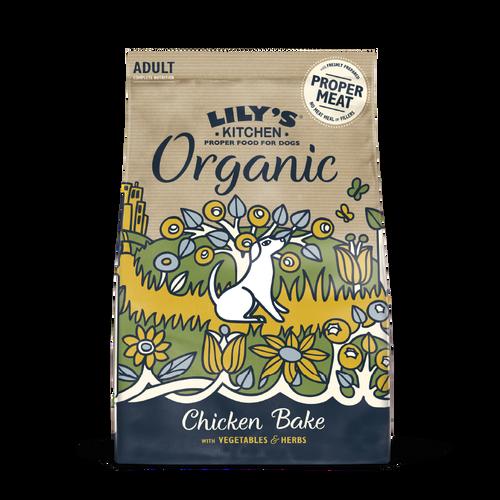 Lily's Kitchen - Adult - Organic Chicken& Vegetable Bake