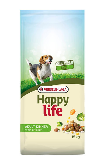 Happy Life Adult Dinner with Chicken