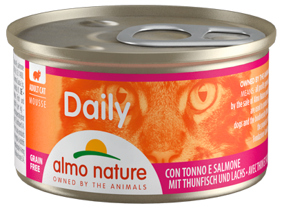 Daily Tuna & Salmon (85g)