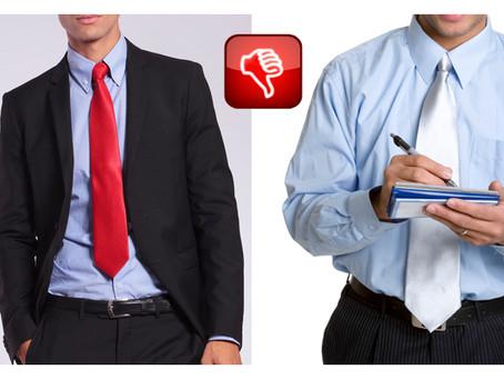 Altura da gravata: Qual o comprimento ideal?