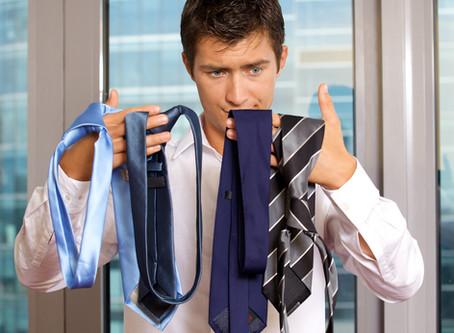 Gravata x Camisa