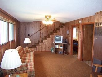 Cabin 3 Livingroom Area