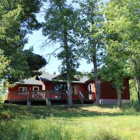 Ouside Cabin 5