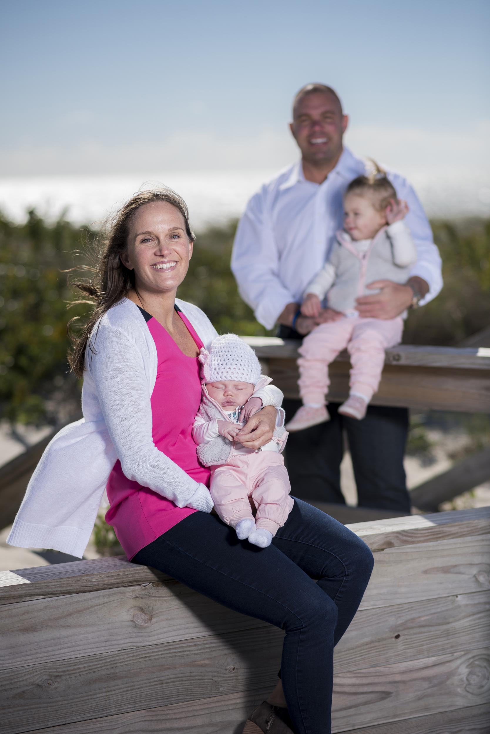 Hamptons family portraits