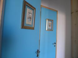 multiple repetitive doors