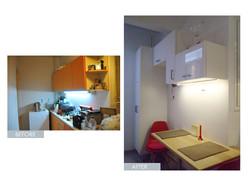 A 1960s kitchen gets  modern 1