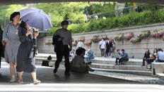 시작부터 심상찮은 더위…5월초 서울 평균기온, 8년 만에 최고