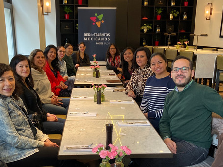 2o Brunch de Networking - Amsterdam 19-Oct-2019
