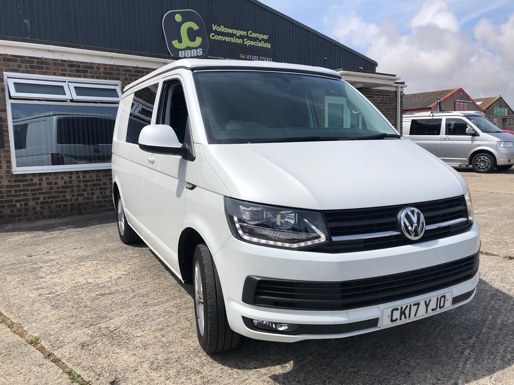 VW Camper Conversion Company | JC Vans | Dorset