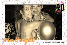 Birthday Georgette 2